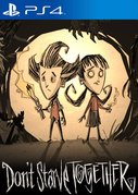 Cover zu Don't Starve Together - PlayStation 4