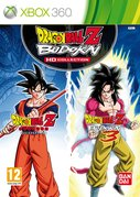 Cover zu Dragon Ball Z: Budokai HD Collection - Xbox 360