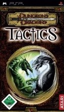 Cover zu Dungeons & Dragons: Tactics - PSP