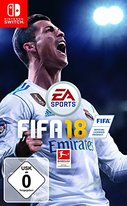 Cover zu FIFA 18 - Nintendo Switch