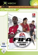 Cover zu FIFA Football 2005 - Xbox