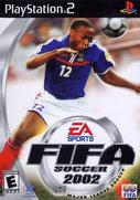 Cover zu FIFA Football 2002 - PlayStation 2