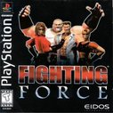 Cover zu Fighting Force - PlayStation