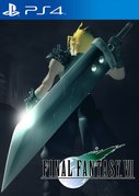 Cover zu Final Fantasy 7 - PlayStation 4