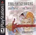 Cover zu Final Fantasy Origins - PlayStation