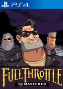 Cover zu Full Throttle Remastered - PlayStation 4
