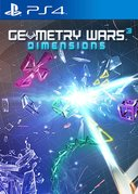 Cover zu Geometry Wars 3: Dimensions - PlayStation 4