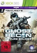 Cover zu Ghost Recon: Future Soldier - Xbox 360