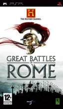 Cover zu Great Battles of Rome - PSP
