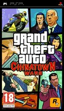 Cover zu GTA: Chinatown Wars - PSP