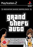 Cover zu GTA Doppelpack - PlayStation 2
