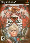 Cover zu Guilty Gear X - PlayStation 2