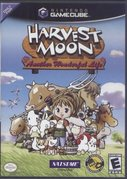 Cover zu Harvest Moon: Another Wonderful Life - GameCube