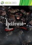 Cover zu Hellraid - Xbox 360