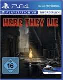 Cover zu Here They Lie - PlayStation 4