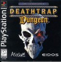 Cover zu Ian Livingstone's Deathtrap Dungeon - PlayStation