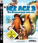 Cover zu Ice Age 3: Die Dinosaurier sind los - PlayStation 3