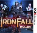 Cover zu Ironfall: Invasion - Nintendo 3DS