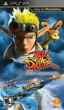 Cover zu Jak and Daxter: The Lost Frontier - PSP