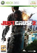 Cover zu Just Cause 2 - Xbox 360