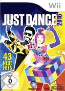 Cover zu Just Dance 2016 - Wii