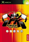 Cover zu Furious Karting - Xbox