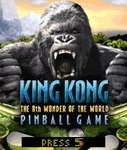 Cover zu King Kong Pinball - Handy