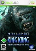 Cover zu Peter Jackson's King Kong - Xbox 360