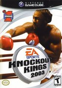 Cover zu Knockout Kings 2003 - GameCube