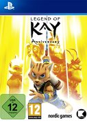 Cover zu Legend of Kay Anniversary - PlayStation 3