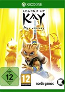 Cover zu Legend of Kay Anniversary - Xbox One
