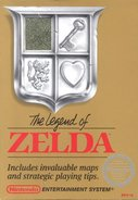 Cover zu Legend of Zelda, The - NES