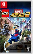 Cover zu LEGO Marvel Super Heroes 2 - Nintendo Switch