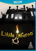 Cover zu Little Inferno - Wii U