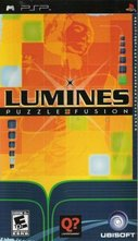 Cover zu Lumines: Puzzle Fusion - PSP