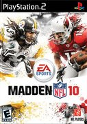Cover zu Madden NFL 10 - PlayStation 2