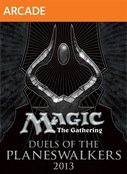Cover zu Magic: The Gathering - Duels of the Planeswalkers 2013 - Xbox Live Arcade