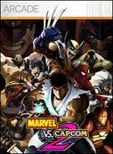 Cover zu Marvel vs. Capcom 2: New Age of Heroes - Xbox 360