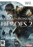 Cover zu Medal of Honor: Heroes 2 - Wii