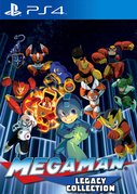Cover zu Mega Man Legacy Collection - PlayStation 4