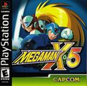 Cover zu Mega Man X5 - PlayStation