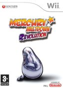 Cover zu Mercury Meltdown Revolution - Wii