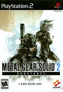 Cover zu Metal Gear Solid 2: Substance - PlayStation 2