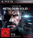 Cover zu Metal Gear Solid 5: Ground Zeroes - PlayStation 3