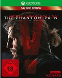 Cover zu Metal Gear Solid 5: The Phantom Pain - Xbox One