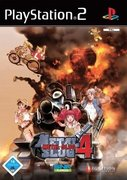Cover zu Metal Slug 4 - PlayStation 2