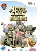 Cover zu Metal Slug Anthology - Wii
