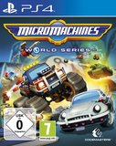 Cover zu Micro Machines World Series - PlayStation 4
