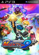 Cover zu Mighty No. 9 - PlayStation 3