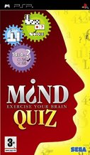 Cover zu Mind Quiz - PSP